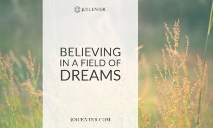 Believing in a field of dreams