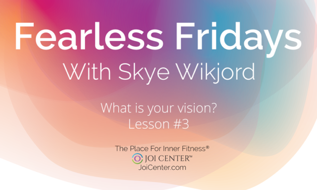 Fearless Friday with Skye Wijkord